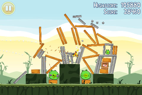 Angry Birds Android Gratis