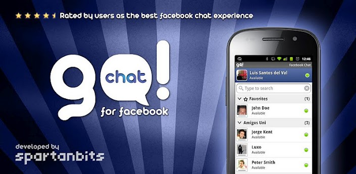 Chat de Facebook Android